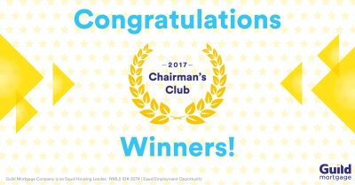 Chairman Club winners